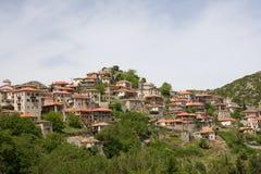 Dimitsana, Griechenland Lizenzfreies Stockbild