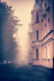 dimma juni Arkivbilder