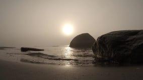Dimma på havet arkivfilmer