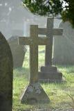 Dimmiga gravar fotografering för bildbyråer