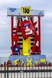 Dimoni 155 applicerade vid regeringen till Catalonia Royaltyfria Foton