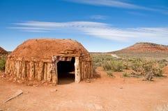 Dimora dell'nativo americano Immagini Stock