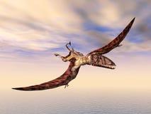 dimorphodon διανυσματική απεικόνιση