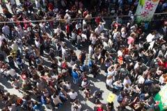 Dimostrazione Fotografia Stock Libera da Diritti