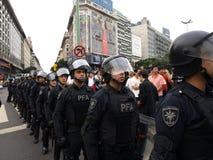 Dimostrazione Fotografie Stock Libere da Diritti