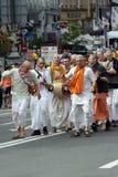 Dimostrazione di Krishna delle lepri Immagine Stock Libera da Diritti