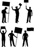 Dimostri Immagini Stock Libere da Diritti