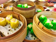 Dimsum ޞ�_ As a snack or appetizer of China, royalty free stock photography