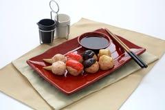 亚洲食物, dimsum 免版税库存照片
