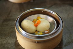 Dimsum Chinese food Royalty Free Stock Photo