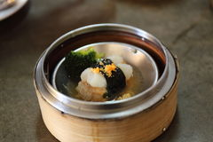 Dimsum Chinese food Stock Photos