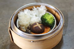 Dimsum Chinese food Royalty Free Stock Photography