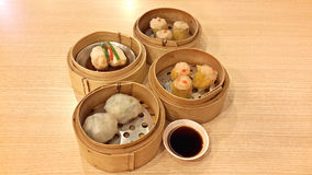 Dimsum Chinese Meal Royalty Free Stock Image