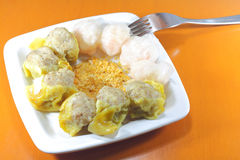 Dimsum hakau Royalty Free Stock Images