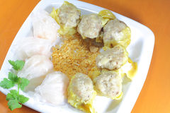 Dimsum hakau Stock Photography