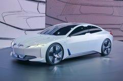 Dinámica de BMW i Vision imagenes de archivo