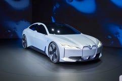 Dinámica de BMW i Vision imagen de archivo