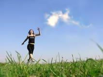 din fri mening Fotografering för Bildbyråer
