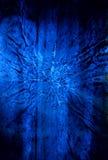 din gammal textur för blå mörk design stock illustrationer