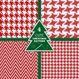 din klar textur för julmeddelande Royaltyfria Bilder
