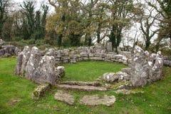 Din Lligwy Stock Image