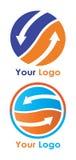 din logo Royaltyfria Foton
