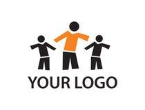 din logo Arkivbild