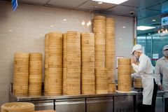 Din Tai Fung stock images