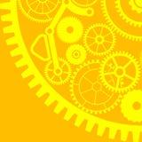 din vektor för bilder för kugghjul för bakgrundsdesign eps10 Royaltyfria Foton
