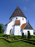 Dinamarca, Bornholm Fotografia de Stock