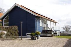 Dinamarca em Langeland Foto de Stock