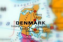 Dinamarca, oficialmente el Reino de Dinamarca Imagen de archivo