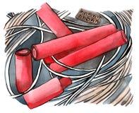 dinamita libre illustration