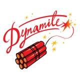 Dinamite Fotografia Stock