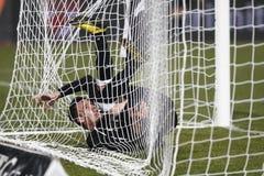 Dinamo Bucarest - Sportul Studentesc photos stock