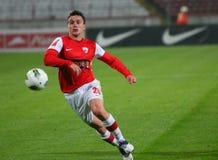 Dinamo Bucharest - FC Brasov Stock Images