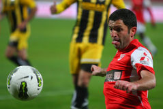 Dinamo Bucharest - FC Brasov Stock Photos