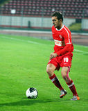 Dinamo Bucharest - Slatina Royalty Free Stock Photos