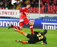 Dinamo Bucharest - Slatina Royalty Free Stock Image