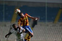 Dinamo Kyiv FC vs Walencja FC obrazy stock