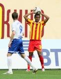 Dinamo (Moscow) beats Alania (Vladikavkaz) - (2:0) Stock Photo