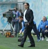 Dinamo (Moscow) beats Alania (Vladikavkaz) - (2:0) Stock Photos