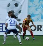 Dinamo (Moscow) beats Alania (Vladikavkaz) - (2:0) Royalty Free Stock Photo
