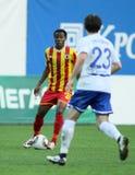 Dinamo (Moscow) beats Alania (Vladikavkaz) - (2:0) Royalty Free Stock Photography