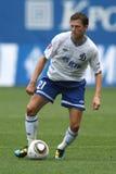 Dinamo Moscow's midfielder Igor Semshov Stock Images