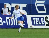 Dinamo's defender Denis Kolodin Stock Photos
