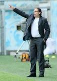 Dinamo's head coach Miodrag Bozovic Royalty Free Stock Photos