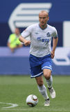 Dinamo's midfielder Dmitry Hohlov Stock Photography