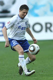 Dinamo's midfielder Igor Semshov Stock Image