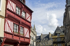 Dinan Stockfotos